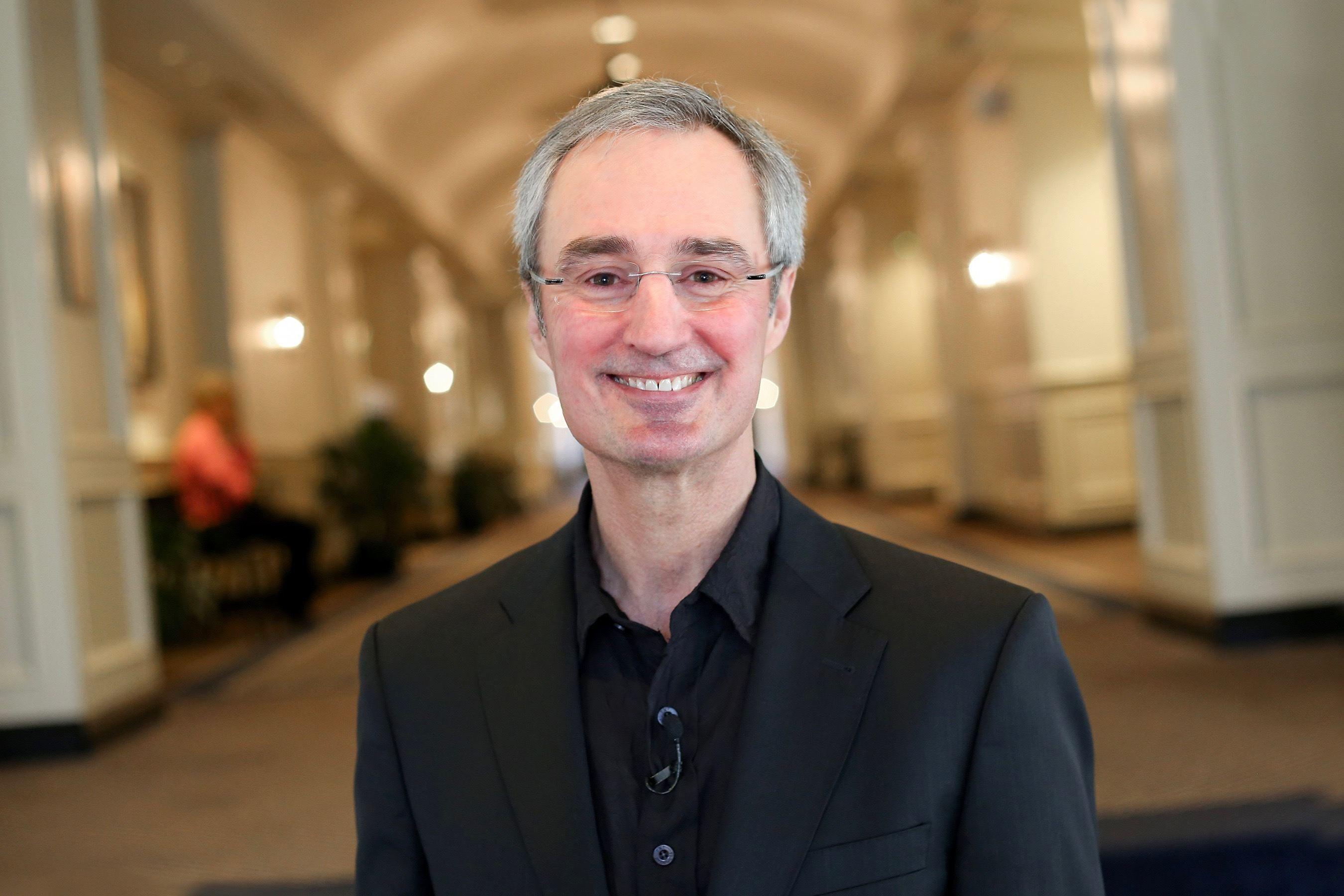 Dr. Mark DeVolder Headshot
